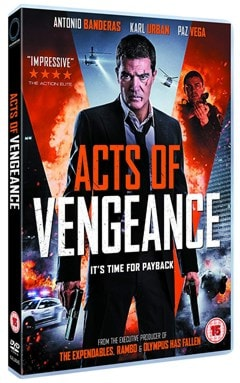 Acts of Vengeance - 2