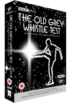 The Old Grey Whistle Test: Volumes 1-3 - 1