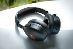 House of Marley Positive Vibration XL ANC Black Bluetooth Active Noise Cancelling Headphones - 4
