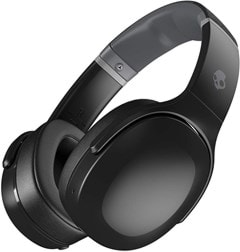 Skullcandy Crusher Evo True Black Bluetooth Headphones - 1