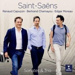 Saint-Saens: Sonates  & Trio - 1