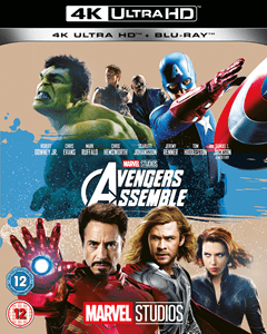 Avengers Assemble - 1