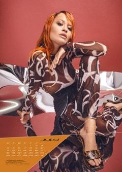 Rita Ora A3 2022 Calendar - 2