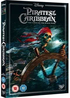 Pirates of the Caribbean: The Curse of the Black Pearl - 2