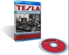 Tesla: Five Man London Jam - 1