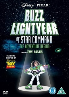 Buzz Lightyear of Star Command - The Adventure Begins - 1