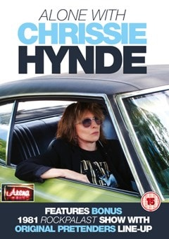 Alone With Chrissie Hynde - 1
