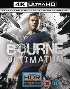 The Bourne Ultimatum - 1