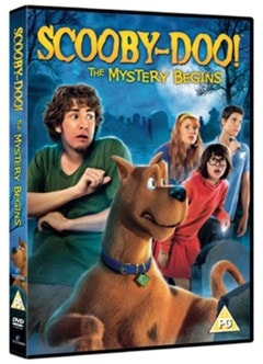 Scooby-Doo: The Mystery Begins - 1