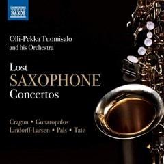 Lost Saxophone Concertos - 1