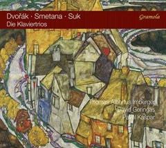 Dvorak/Smetana/Suk: Die Klaviertrios - 1