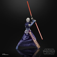Asajj Ventress: Clone Wars: Star Wars Black Series Action Figure - 1