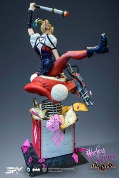 Harley Quinn: Arkham Knight Collectible Statue - 8