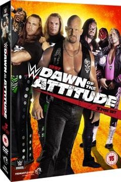 WWE: 1997 - Dawn of the Attitude - 1