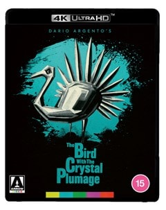 The Bird With the Crystal Plumage Limited Collector's Edition - 2
