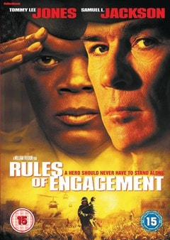 Rules of Engagement - 1