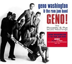 Geno!: The Piccadilly & Pye Studio Recordings - 1