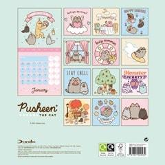 Pusheen Square 2022 Calendar - 2
