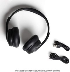 Skullcandy Cassette Black Bluetooth Headphones - 4