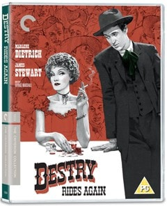 Destry Rides Again - The Criterion Collection - 2