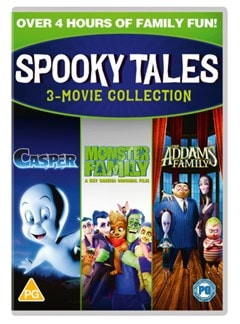 Spooky Tales: 3-movie Collection - 1