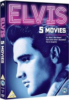 Elvis: 5 Movie Collection - 1