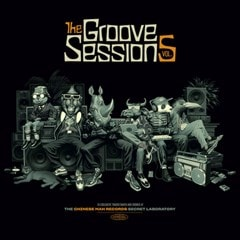 Groove Sessions - Volume 5 - 1