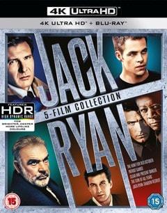 Jack Ryan: 5-film Collection - 1