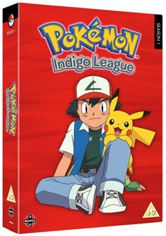 Pokemon - Indigo League: Season 1 - 2