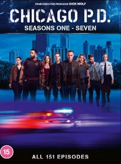 Chicago P.D.: Seasons One - Seven - 1