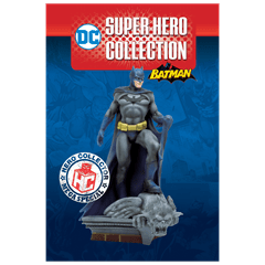 Batman on Roof: DC Mega Figurine: Hero Collector - 6