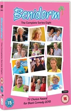 Benidorm: The Complete Series 8 - 2