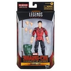 Shang-Chi: Shang-Chi Legend Of The Ten Rings: Marvel Legends Series Action Figure - 9