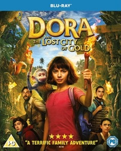 Dora and the Lost City of Gold - 1