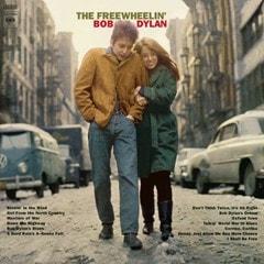 The Freewheelin' Bob Dylan - 1