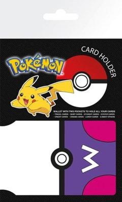 Pokemon: Masterball Card Holder - 1