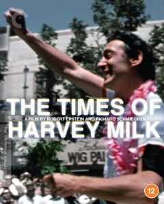 The Times of Harvey Milk - The Criterion Collection - 1