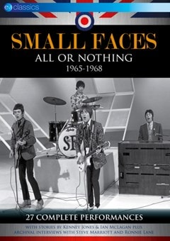 Small Faces: All Or Nothing - 1965-1968 - 1