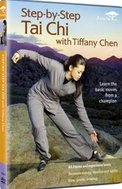 Step-by-Step Tai Chi with Tiffany Chen - 1