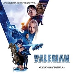 Valerian and the City of a Thousand Planets - 1