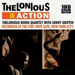 Thelonious in Action: Recorded Live at the Five Spot Cafe, New York City - 1