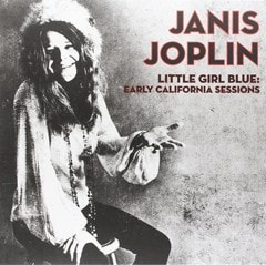 Little Girl Blue: Early California Sessions - 1