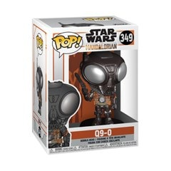 Pop Vinyl: Q9-Zero (349): The Mandalorian: Star Wars - 2