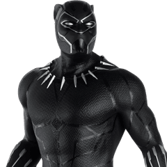 Black Panther: Marvel Mega Figurine: Hero Collector - 3