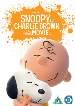 Snoopy and Charlie Brown - The Peanuts Movie - 1
