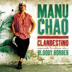 Clandestino/Bloody Border - 1