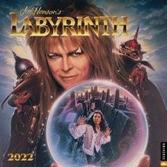Labyrinth Square 2022 Calendar - 1