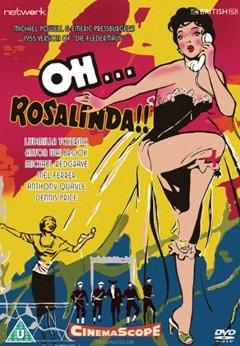 Oh... Rosalinda!! - 1