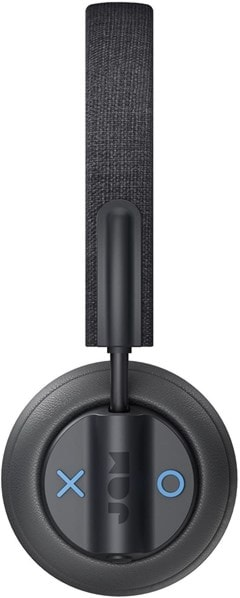 Jam Out There Black Active Noise Cancelling Bluetooth Headphones - 2