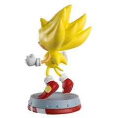 Super Sonic: Sonic Figurine: Hero Collector - 3